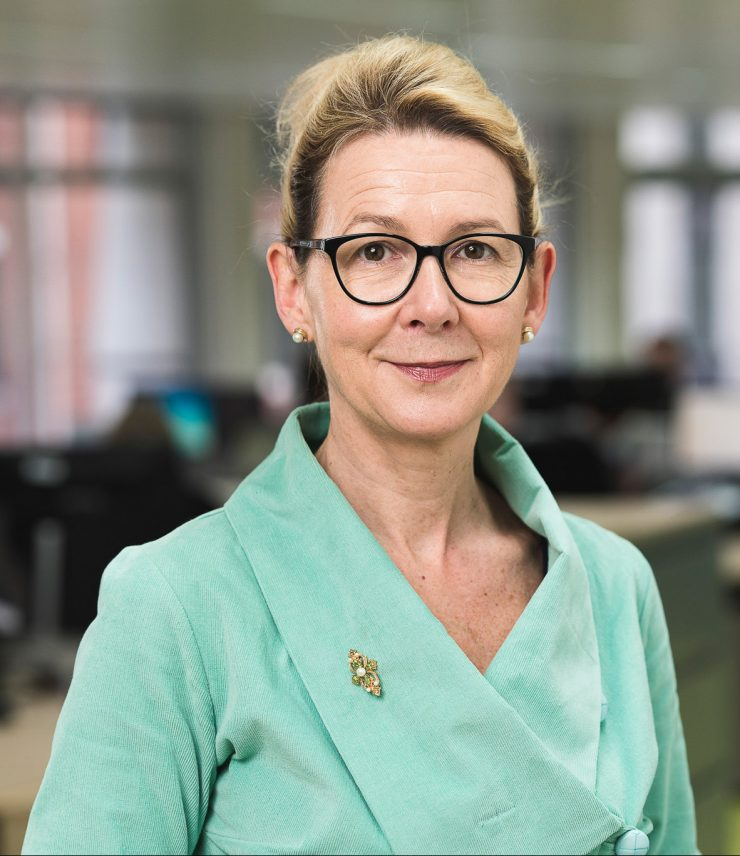 Dr Helen Phillips, Chair of the Legal Services Board